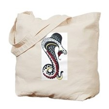 Funny Stewed screwed tattooed Tote Bag