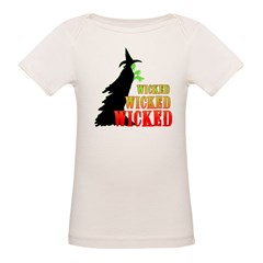Wicked Wicked Wicked Witch Tee