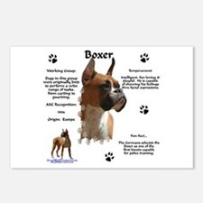 Boxer 1 Postcards (Package of 8)