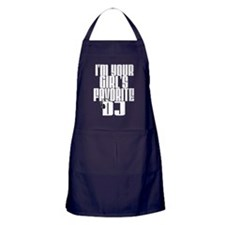 Favorite DJ Apron (dark)