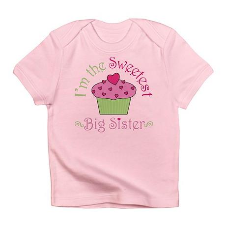 Sweetest Big Sister Infant T-Shirt