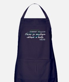 Gibbs' Rules #9 Apron (dark)