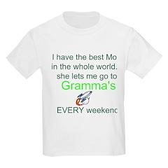 Go to Gramma's Kids Light T-Shirt