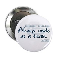 """Gibbs' Rules #15 2.25"""" Button (100 pack)"""