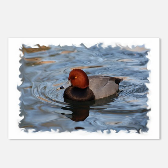 Redhead Postcards (Package of 8)