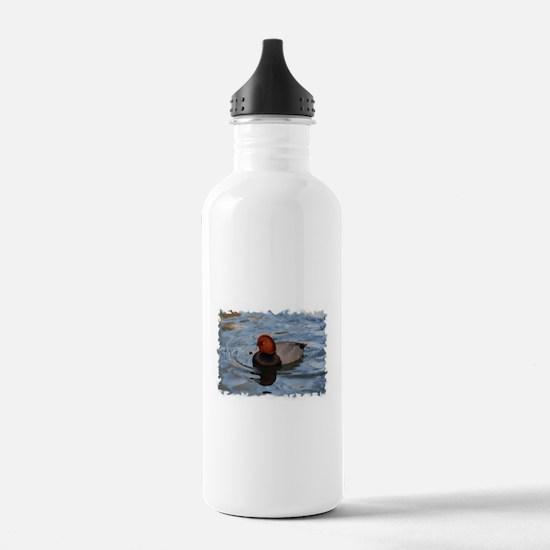 Redhead Water Bottle