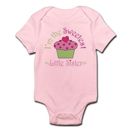 Sweet Little Sister Infant Bodysuit
