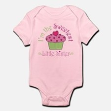 Sweet Little Sister Onesie