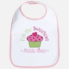 Sweet Middle Sister Bib