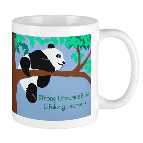Panda Mug for Strong Libraries