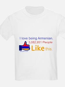 LIKE BUTTON T-Shirt