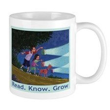 Read. Know. Grow. Mug