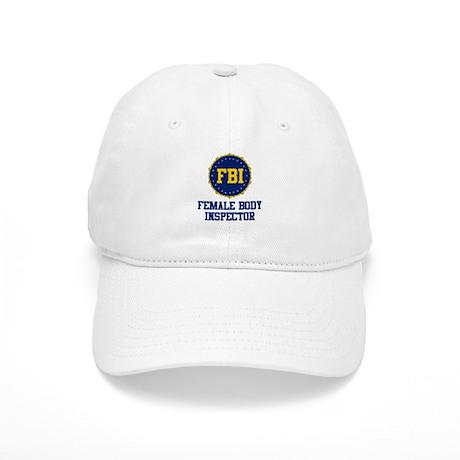 FBI Female Body Inspector Cap