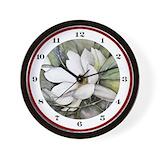 Magnolia wall clock Home Accessories
