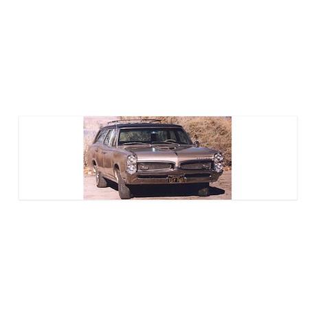 1967 Pontiac Tempest 21x7 Wall Peel