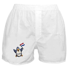 Holland Penguin Boxer Shorts