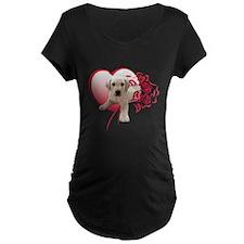 Labrador Heart T-Shirt