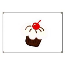 Classic cupcakes Banner