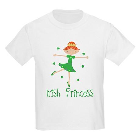 Irish Princess Kids Light T-Shirt