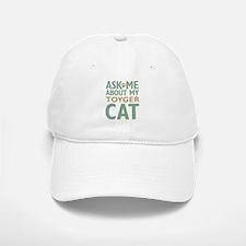 Toyger Cat Baseball Baseball Cap