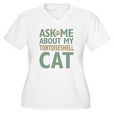 Tortoiseshell Cat T-Shirt
