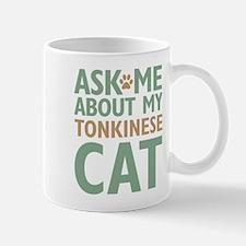Tonkinese Cat Mug