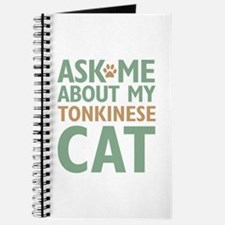 Tonkinese Cat Journal