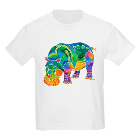 most popular hippo t shirt by whimzicals