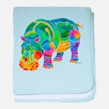 Most Popular HIPPO baby blanket