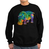 Hippo Sweatshirt (dark)