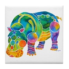Most Popular HIPPO Tile Coaster