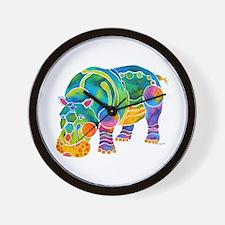 Most Popular HIPPO Wall Clock
