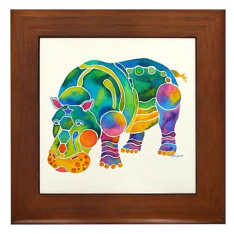 Most Popular HIPPO Framed Tile