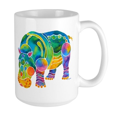Most Popular HIPPO Large Mug
