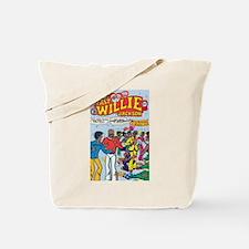 FastWillie Jackson #3 Tote Bag