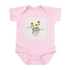 Sunflowers Infant Bodysuit