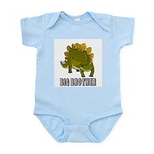 Big Brother Dinosaur Infant Creeper