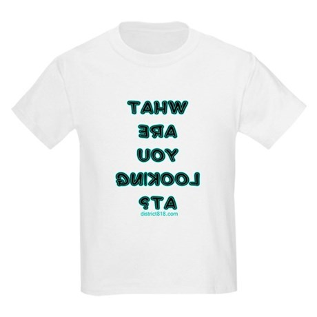 BACKWARDS Kids Light T-Shirt