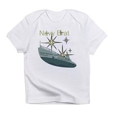 Navy Brat Infant T-Shirt
