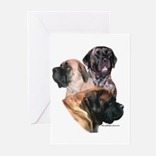 Mastiff 159 Greeting Cards (Pk of 10)