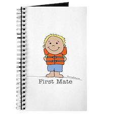 First Mate Boy 1 Journal