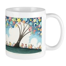 Magical Reading Tree Mug