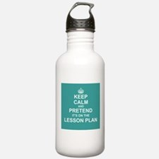 Keep Calm and Pretend it's on the Lesson Plan Spor