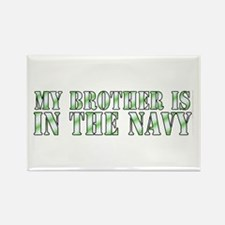 Military relatives series (rectangular magnet)