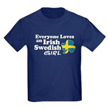 Irish Swedish Girl T