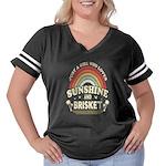 VASHE RADIO Organic Toddler T-Shirt
