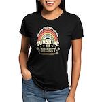 VASHE RADIO Organic Men's Fitted T-Shirt (dark)