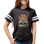 VASHE RADIO Women's Plus Size V-Neck T-Shirt