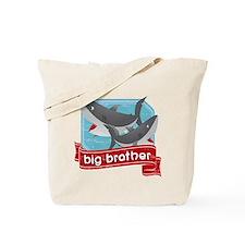 Big Brother Shark Tote Bag