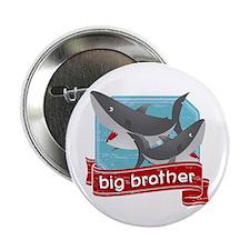 "Big Brother Shark 2.25"" Button"